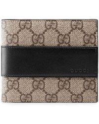 Gucci - Бумажник 'GG Supreme' - Lyst