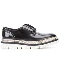 OAMC - Classic Derby Shoes - Lyst