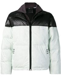 Alexander Wang - Two Tone Padded Jacket - Lyst