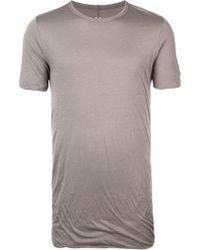 Rick Owens - クルーネック Tシャツ - Lyst