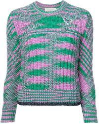 COACH Rexy セーター - ブルー