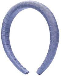 Valet Studio Keira Headband - Blue