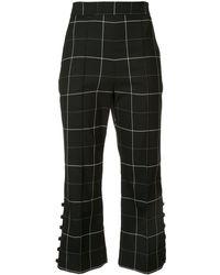 Macgraw Vernacular Pants - Black