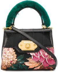 Dolce & Gabbana Borsa a mano Welcome - Nero