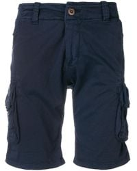 Alpha Industries - Cargo Shorts - Lyst