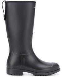 Mackintosh Abington Short Wellington Boots - Black