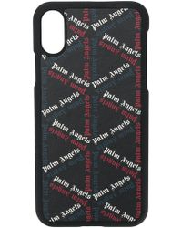 Palm Angels - Typographic Iphone X Case - Lyst