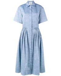 Rosie Assoulin - The Og Shirt Dress - Lyst