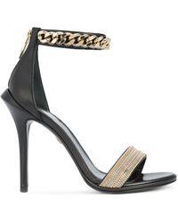 Roberto Cavalli - Ankle Length Sandals - Lyst