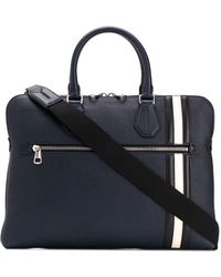 Bally Curius Business Bag - Blue