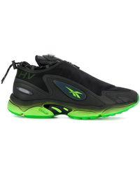 Reebok X Misbhv Daytona Dmx Sneakers - Black