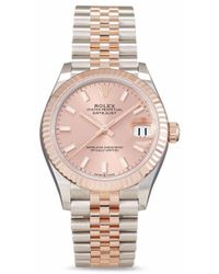 Rolex Reloj Datejust de 31 mm 2021 sin uso - Rosa