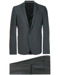 Les Hommes - Two Piece Suit - Lyst