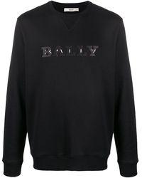 Bally ロゴ セーター - ブラック
