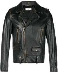 a9698e93f Biker Jacket - Black