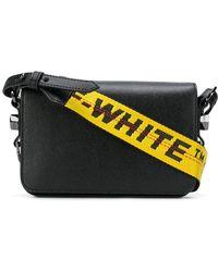Off-White c/o Virgil Abloh - Mini Binder Clip Bag - Lyst