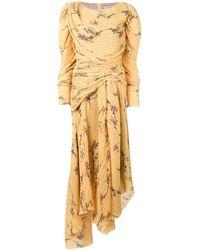 Preen By Thornton Bregazzi - Robe asymétrique - Lyst