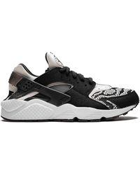 Nike Air Huarache Run Pa Shoes - Size 9.5 - Black