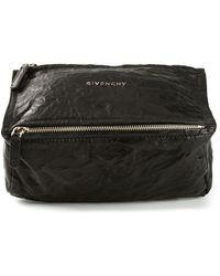 Givenchy - Mini Pandora Leather Cross-Body Bag - Lyst