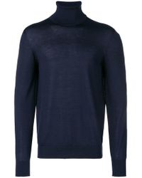 Mauro Grifoni - Perfectly Fitted Sweater - Lyst