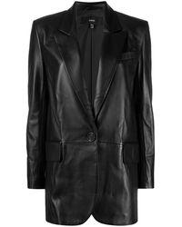 Arma シングルジャケット - ブラック