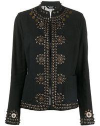 Bazar Deluxe デコラティブ ジャケット - ブラック