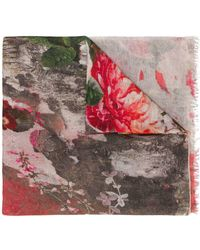 Faliero Sarti Fular Tulips - Rosa
