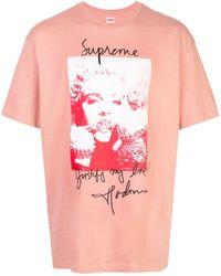 Supreme - Madonna Tシャツ - Lyst