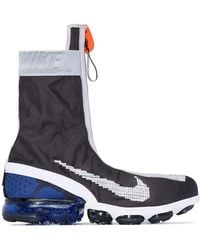 Nike Zapatillas Air VaporMax Flyknit Gaiter ISPA - Negro
