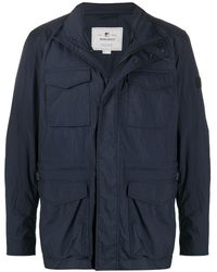 Woolrich - フラップポケット ジャケット - Lyst
