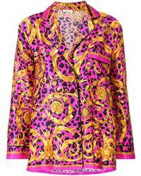 P.A.R.O.S.H. Рубашка С Принтом - Многоцветный
