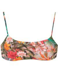 Lygia & Nanny Top bikini Cancun - Multicolore