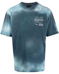 Mauna Kea Outsiders Tシャツ - ブルー