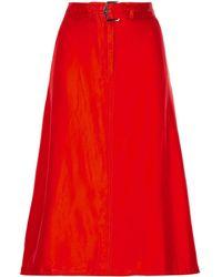 Sies Marjan - ベルテッド スカート - Lyst