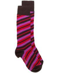 Marni - Striped Socks - Lyst