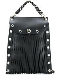 Sonia Rykiel - Laser Cut Studded Backpack - Lyst