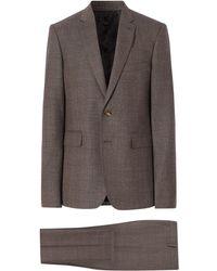 Burberry - スリムフィット スーツ - Lyst