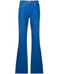 Calvin Klein Flared Jeans - Blue