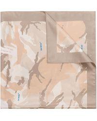 Off-White c/o Virgil Abloh Платок С Камуфляжным Принтом - Многоцветный