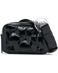 Maison Margiela Quilted Belt Bag - Black