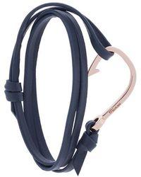 Miansai - Wrap Around Hook Bracelet - Lyst