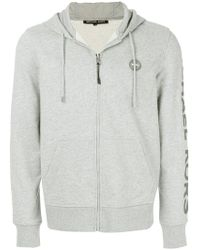 Michael Kors - Zipped Hooded Sweatshirt - Lyst