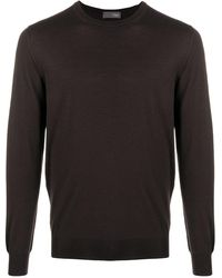 Drumohr ロングtシャツ - ブラウン