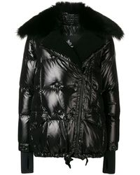 2611fdae5 3 MONCLER GRENOBLE Maglia Cardigan Jacket in Black - Lyst