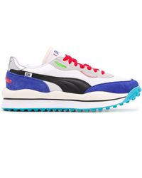 PUMA Style Rider Ride On Sneakers - Wit