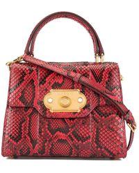 Dolce & Gabbana Borsa Welcome mini - Multicolore