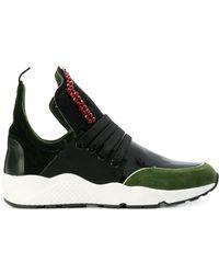 NO KA 'OI Sneakers Con Colori A Blocchi - Black