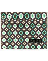 Fefe - Boho Print Cardholder - Lyst