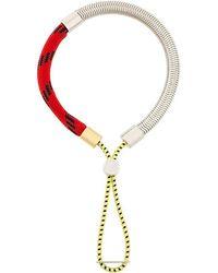 Marni | Bungee Cord Bracelet | Lyst