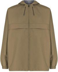 GR10K Gore-tex® フーデッドジャケット - グリーン